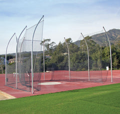 Gill Athletics NCAA Aluminum Discus Cage
