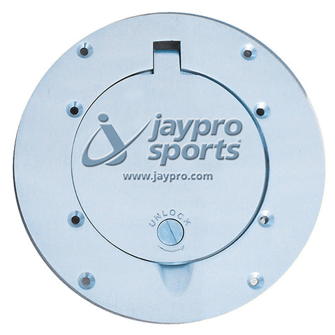 JayPro 7½ Chrome Cover Plate