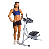 Ab Coaster PS500 Adjustable Ab Machine
