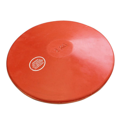 Gill Athletics Indoor Rubber Discus