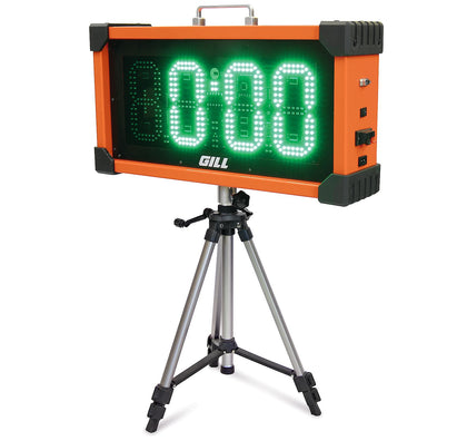 Gill Athletics Countdown Timer