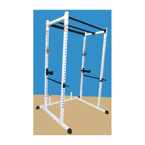 New York Barbells Black Power Rack