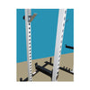 Image of New York Barbells Power Squat Cage with Two Pull Up Bars & Band Holders
