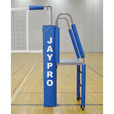 JayPro Volleyball Adjustable Referee Stand