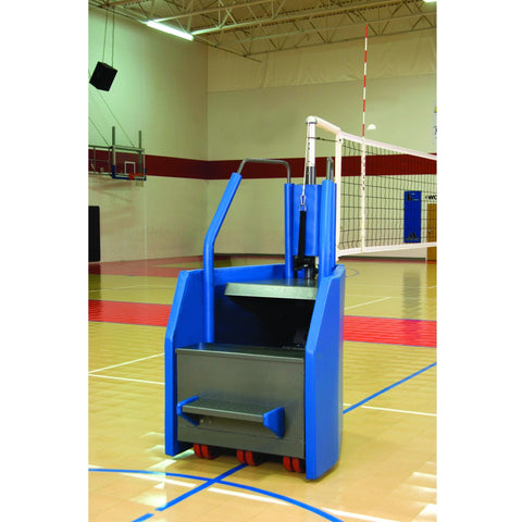 Bison Arena II Freestanding Portable System - Pitch Pro Direct