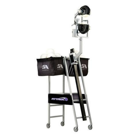 Attack Volleyball Serving Machine By Sports Attack - Pitch Pro Direct