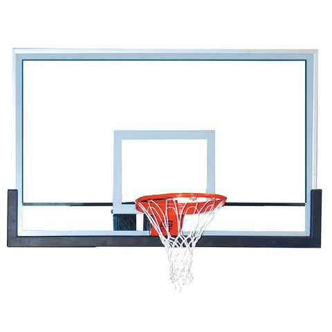 Gared Outdoor Pro Style Glass Basketball Backboard
