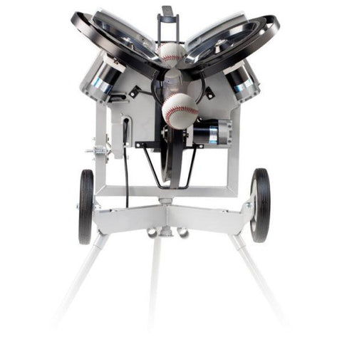 Hack Attack 3 Wheel Pitching Machine