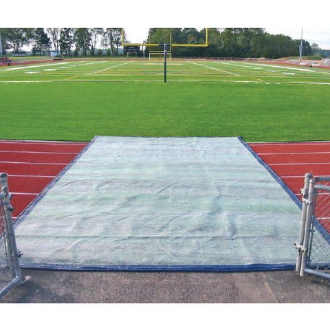 Blanket Style Weighted Track Covers By FieldSaver®