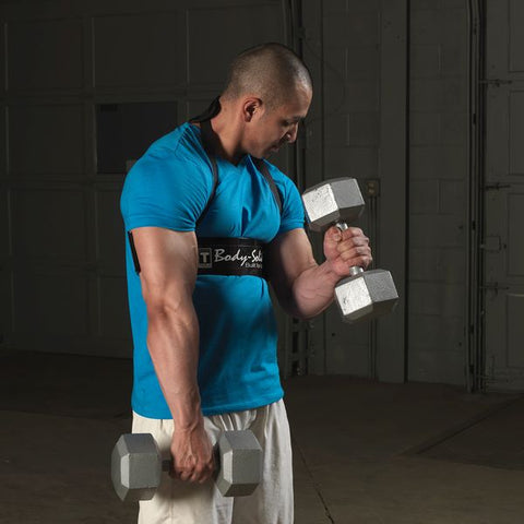 Body Solid Bicep Bomber BB23