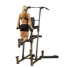 Image of Body Solid Fusion Weight-Assisted Dip and Pull-Up Station FCDWA