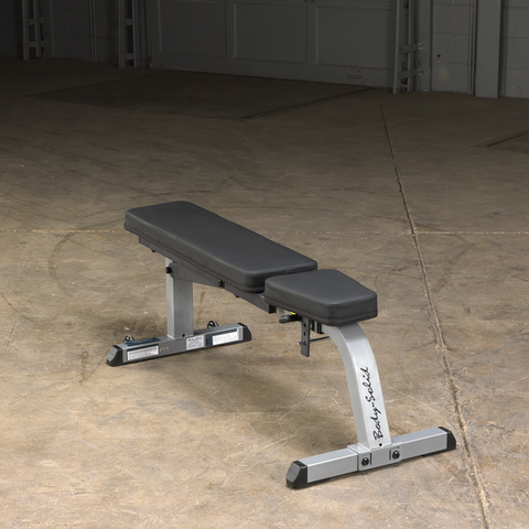 Body Solid Heavy Duty Flat Incline Bench GFI21