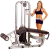 Image of Body Solid Pro Clubline Leg Curl SLC400G-2