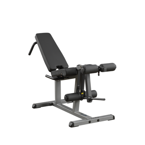 Body Solid Seated Leg Extension and Supine Curl GLCE365