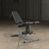 Image of Body Solid Seated Leg Extension and Supine Curl GLCE365