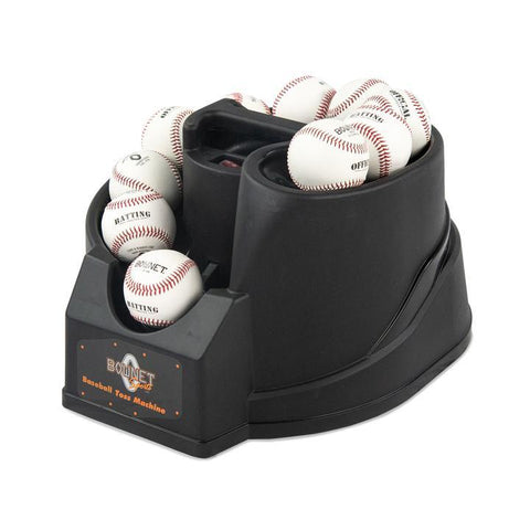 Bownet Baseball Toss Machine - Pitching Machine