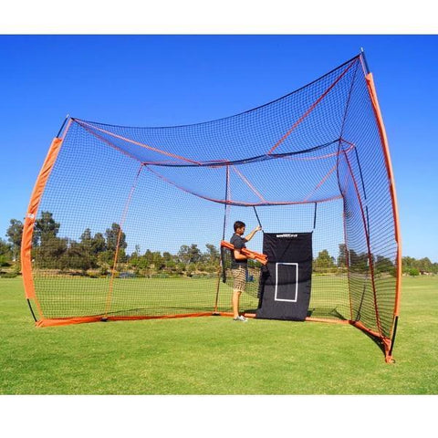 Bownet Big Daddy Indoor And Outdoor Portable Hitting Turtle
