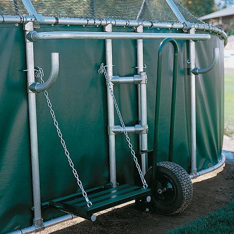 JayPro Batting Cage Viewing Stand - Pitch Pro Direct