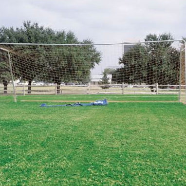 Portable Aluminum Carry Soccer Goal