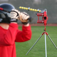 Heater Sports Deuce 75 MPH 2 Wheel Curveball Pitching Machine