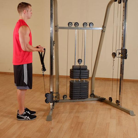 Body Solid Functional Cable Weight Trainer BFFT10