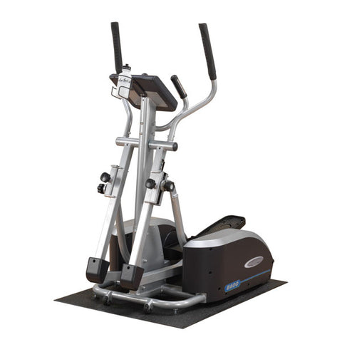 Body Solid Adjustable Stride Endurance Elliptical Trainer E400