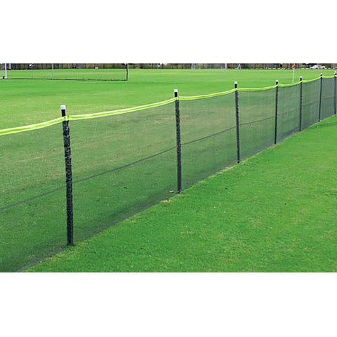 Enduro Markers Inc 200' Homerun Outfield Mesh Fence Package - Pitch Pro Direct