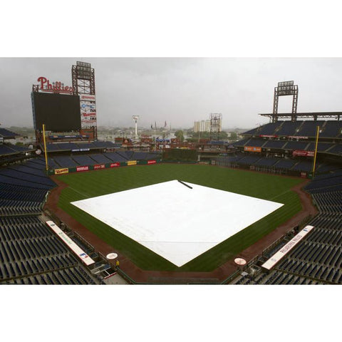FieldSaver® Baseball and Softball Protective Cover and Rain Tarp - Pitch Pro Direct