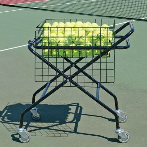 Foldable Tennis Teaching Cart