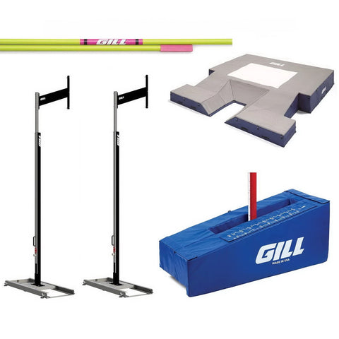 Gill G1 Pole Vault Pit Value Pack