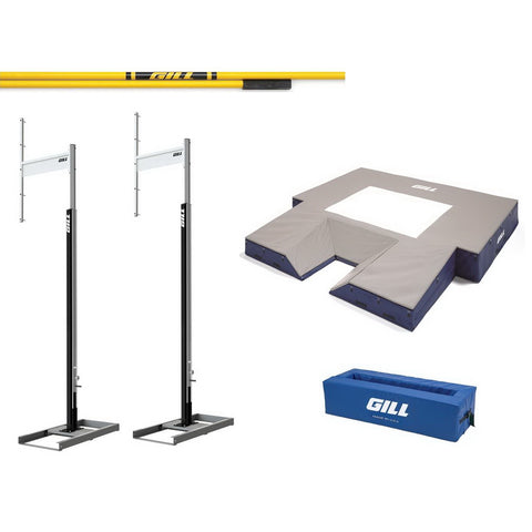 Gill S1 Pole Vault Pit Value Pack