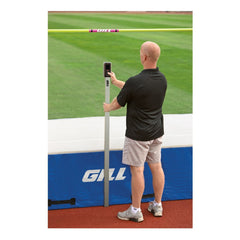 Gill Measuring Laser with Aluminum Stick for Pole Vault and High Jump