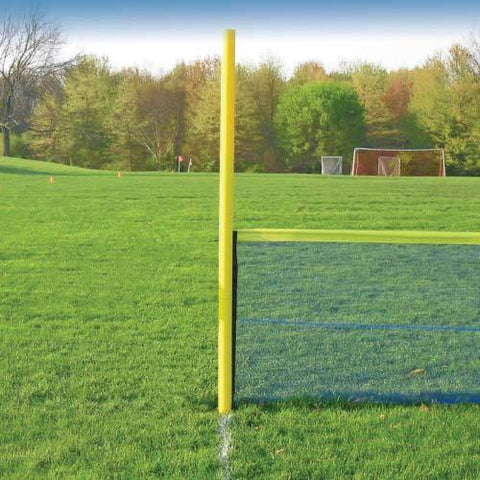 Grand Slam Fencing™ – 8' High Foul Pole Kit For In-Ground Fencing