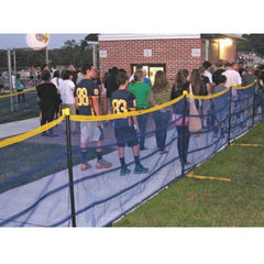 Grand Slam™ 5' Above Ground Portable Temporary Fencing