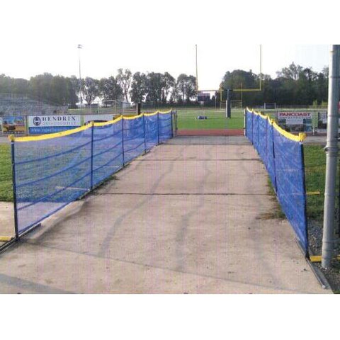 Grand Slam™ Fencing - Above Ground - Pitch Pro Direct