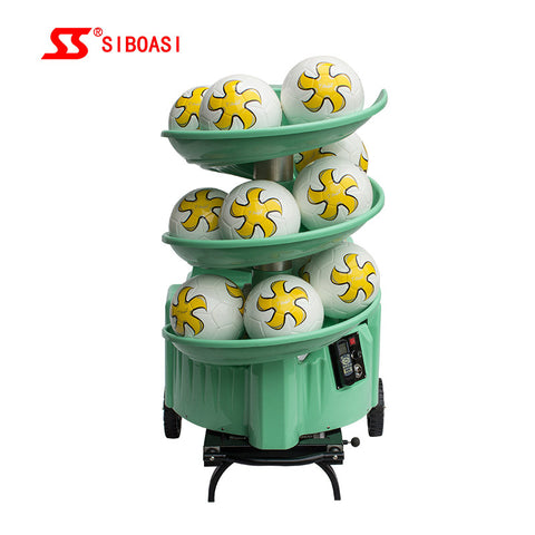 Siboasi Professional Football Soccer Ball Training Machine S6526