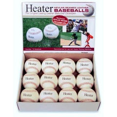 Heater Leather Baseballs