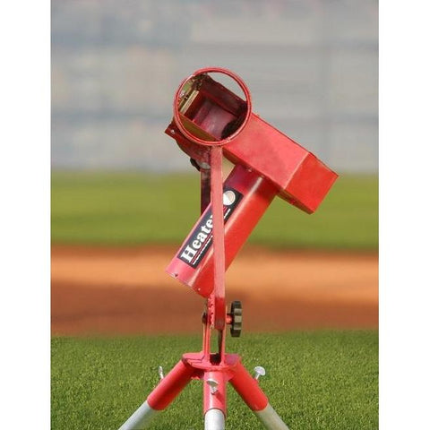 Heater Pro Real Curveball Portable Pitching Machine For Baseball - Pitch Pro Direct