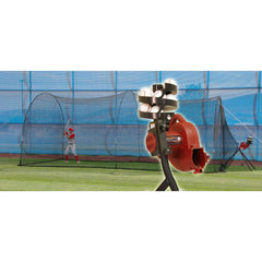 Heater Sports BaseHit & PowerAlley 22' Batting Cage Kit - Pitch Pro Direct