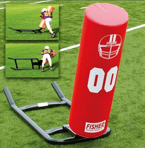 Fisher JRTSI Blocking Sled