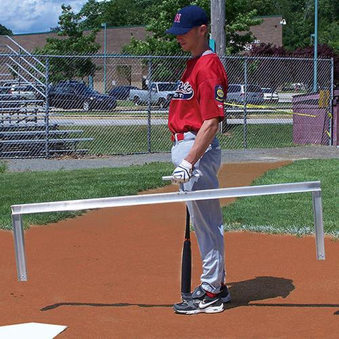JayPro Batters Box Template 4×6 – Official - Pitch Pro Direct