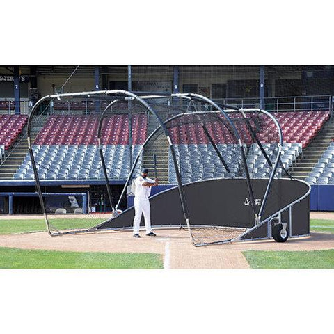 JayPro Big League Professional Batting Cage Net Only