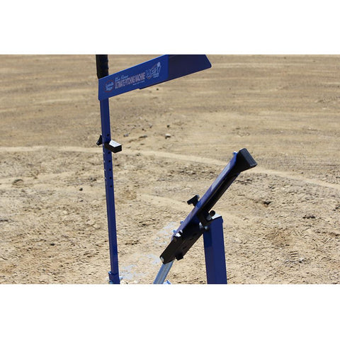 Louisville Slugger Blue Flame Baseball and Softball Pitching Machine