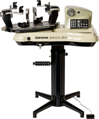Gamma 6900 ELS Electronic Tennis Stringing Machine