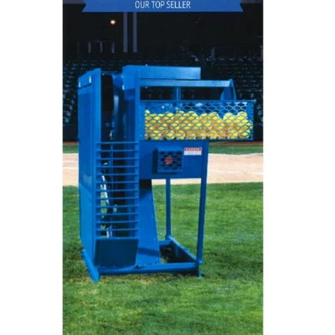 Iron Mike MP-6 Hopper Fed Pitching Machine