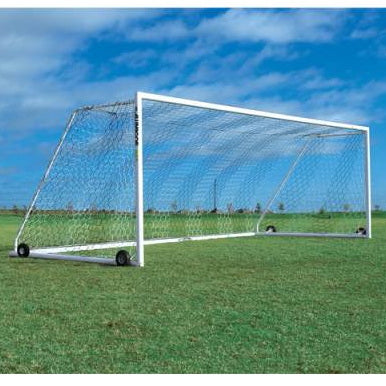 Manchester Match Powder Coated Aluminum Soccer Goal