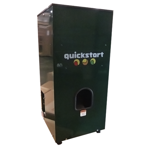 Match Mate Quickstart Tennis Pitching Machine