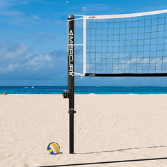 JayPro Mercury Carbon Beach Volleyball System