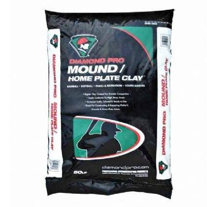 Mound/Home Plate Clay