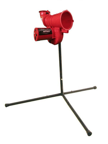 Heater Sports Power Alley Real 11 Inch Softball Machine